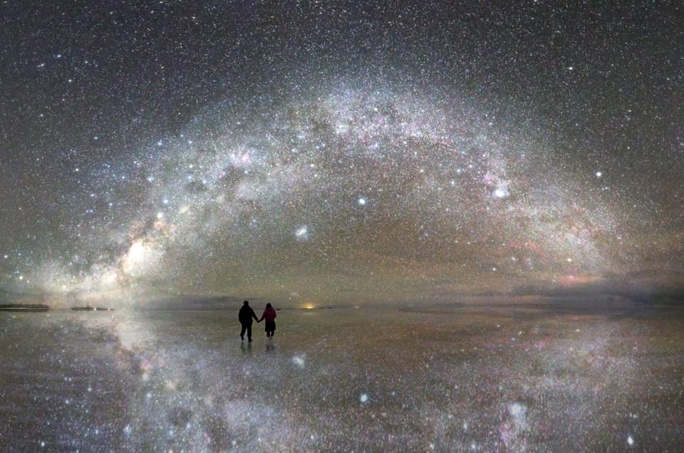 星空の撮り方第十回 「ウユニ塩湖の星」