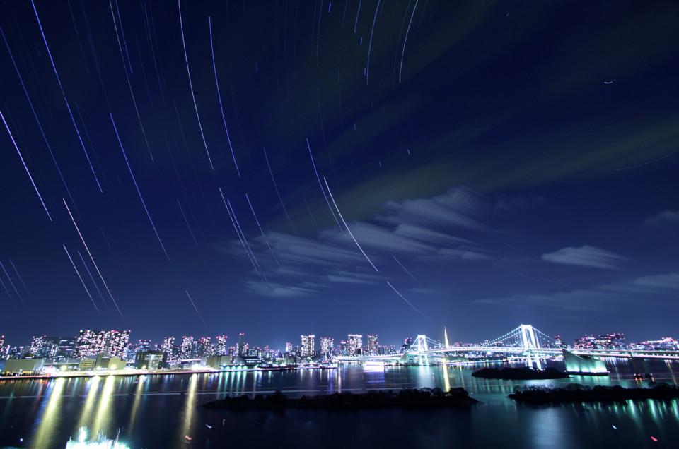 星空の撮り方第八回 「星を繋げる」