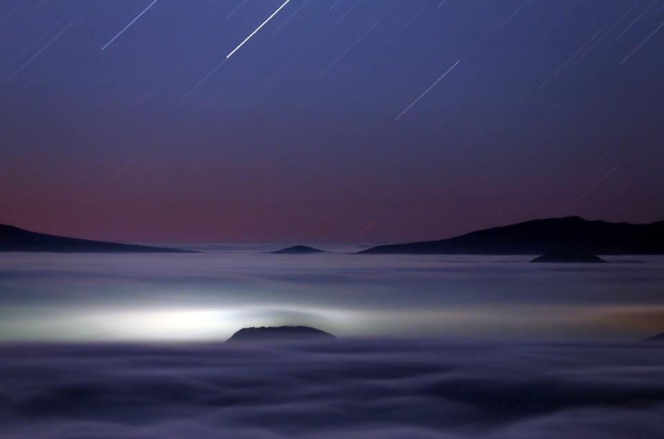 星空の撮り方第九回 「減算処理風」