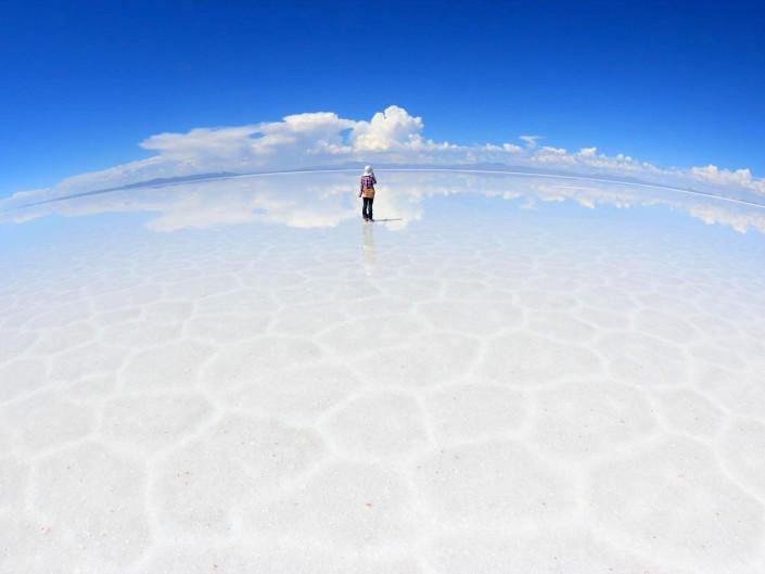 Salar de Uyuni fullscreen Photos