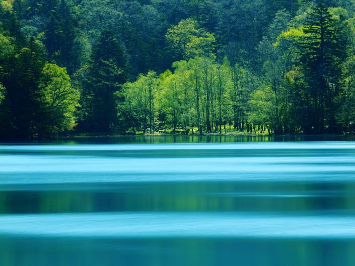 Spring of Hokkaido Flow Photos
