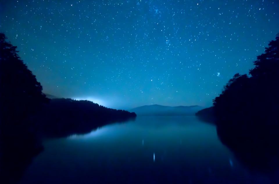 星空の撮り方第三回 「ピント」